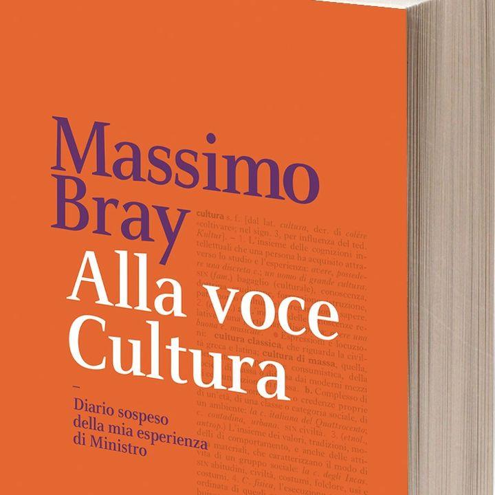 """Massimo Bray presenta """"Alla voce Cultura"""" - Marsala Città che legge"""