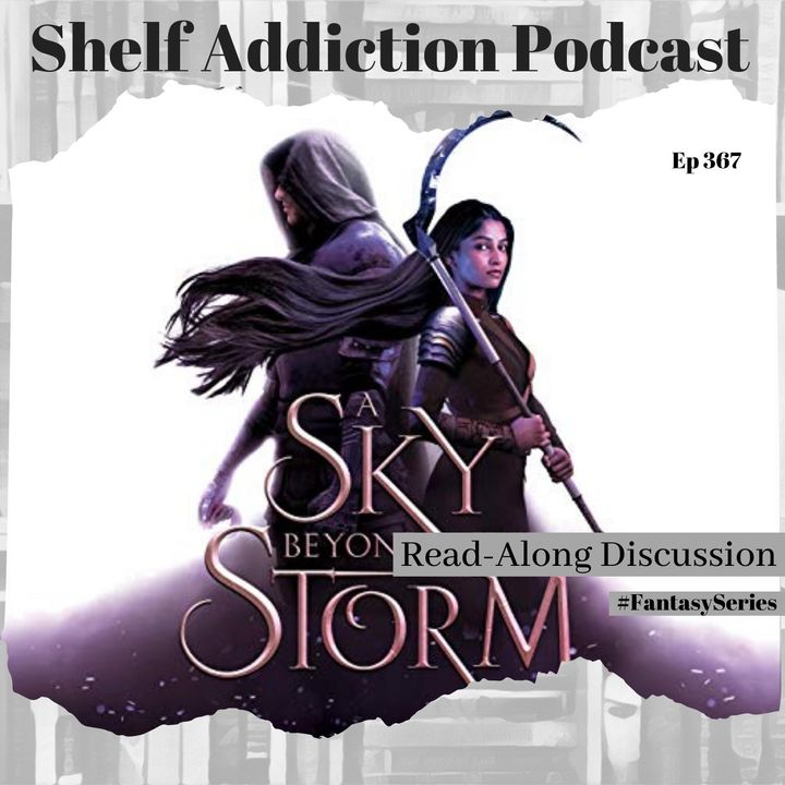 #FantasySeries Discussion of A Sky Beyond the Storm (AEITA #4)   Book Chat