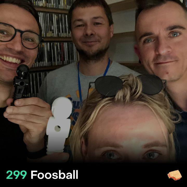 SNACK 299 Foosball