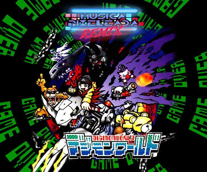 Digimon World (Play Station)