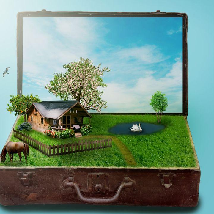 Construyendo tu hogar (psicológico) portátil #sersiendo