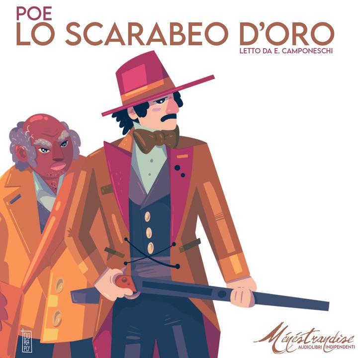 Lo Scarabeo d'Oro - E.A. Poe