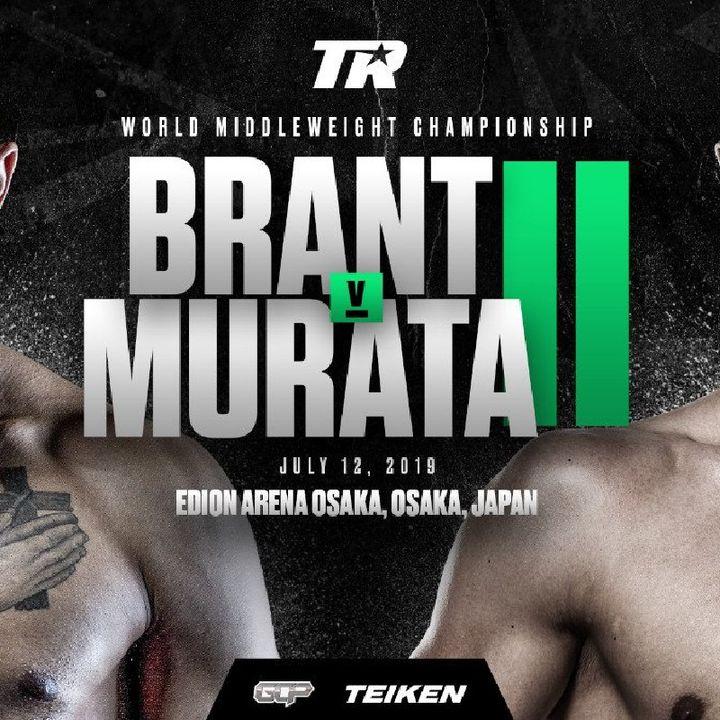 Preview Of Two Boxing Card's Headlined By WBA Middleweight Champion Rob Bryant - Ryoto Murata On ESPN+ KenShiro-Jonathon Taconing WBC