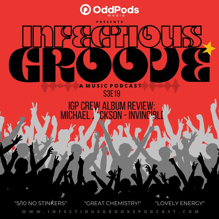 IGP Crew Album Review: Michael Jackson - Invincible