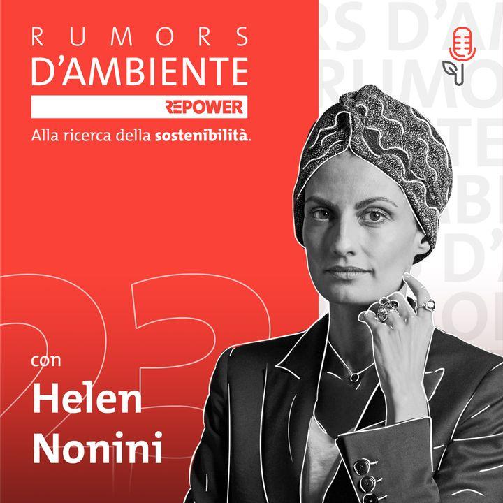 Helen Nonini – Moda e greenwashing