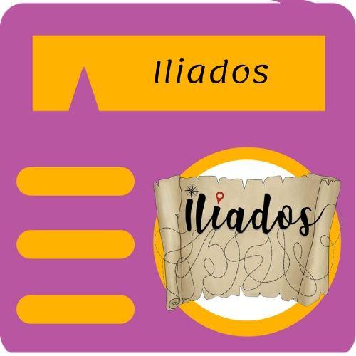 Iliados 1 - Con mallas y a lo loco