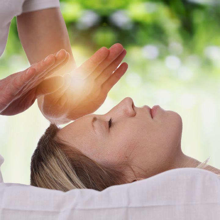 UFO Abduction & Energetic Healing