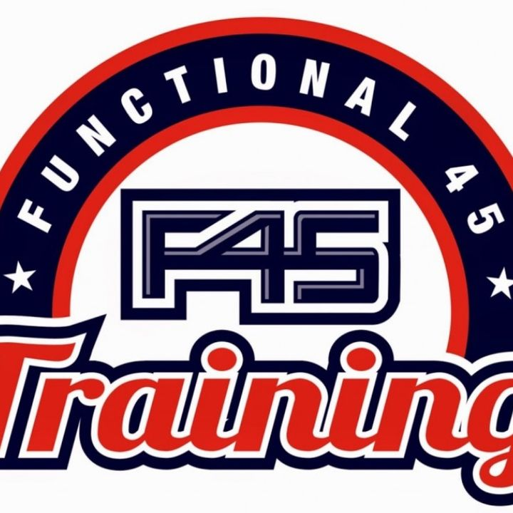 Sitting Down at F45 Training