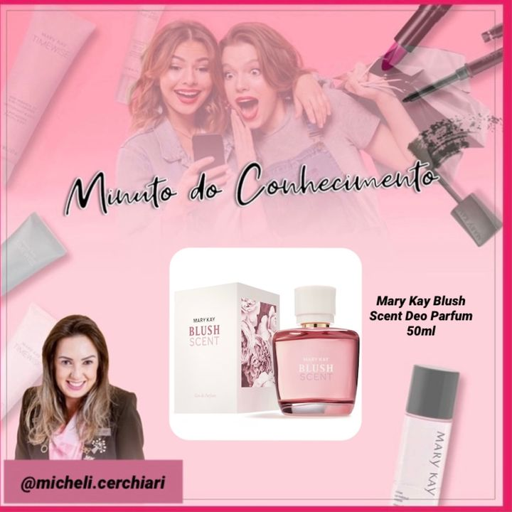 Mary Kay Blush Scent Deo Parfum 50ml