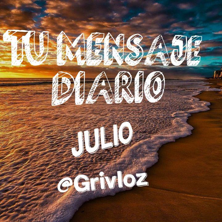 Julio 27 Tu Mensaje Diario