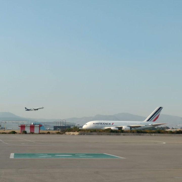 Rediseñan espacio aéreo para operación de Santa Lucía