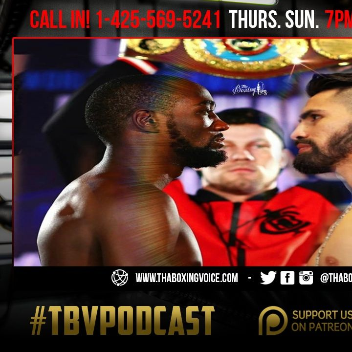 ☎️Crawford NOT Getting Brook😱Ramirez: Don't COMPARE Me❗️Ryder: Hearn Contacted 'Canelo'🤔