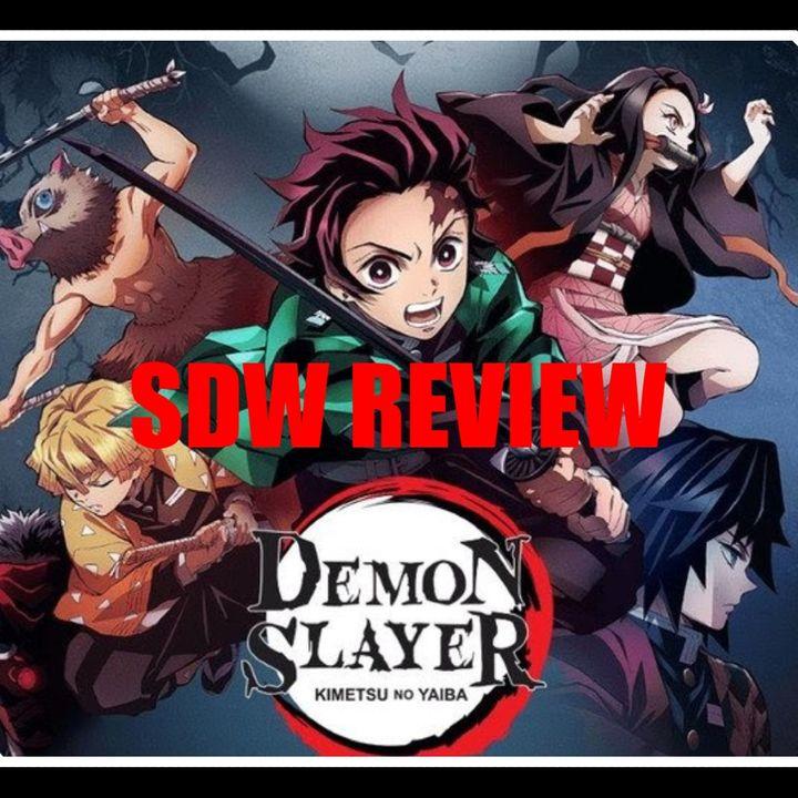 OTAKO TUESDAY: Demon Slayer Review!