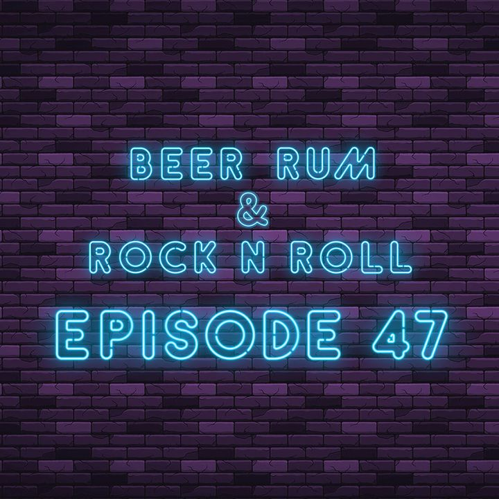 Episode 47 (NEW MUSIC REVIEWS OF FOO FIGHTERS / ALICE COOPER /ROB ZOMBIE / CROWES AND LENNY KRAVITZ BOOK)