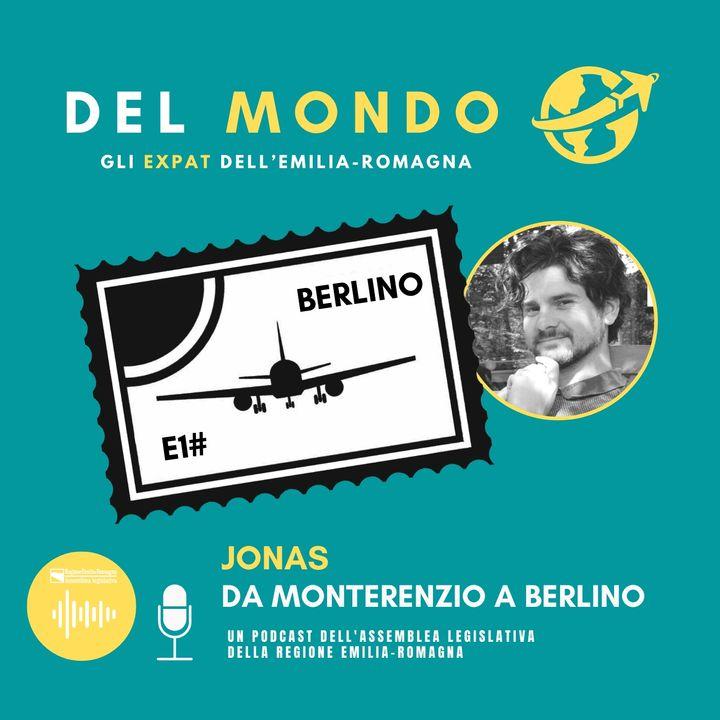Jonas - Da Monterenzio a Berlino
