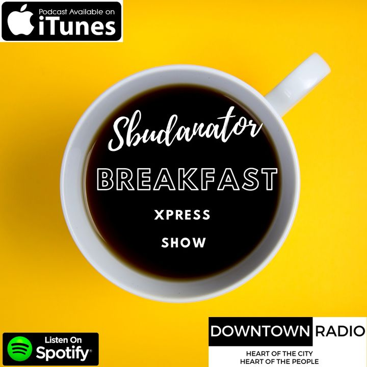 Sbudanator Breakfast Xpress - What would you do if you had 1 Mill to spend in an Hour?