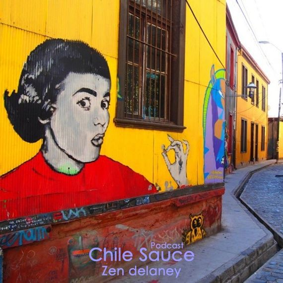 Chile Sauce with Zen Delaney on Lingo Radio Monday 2020-05-04