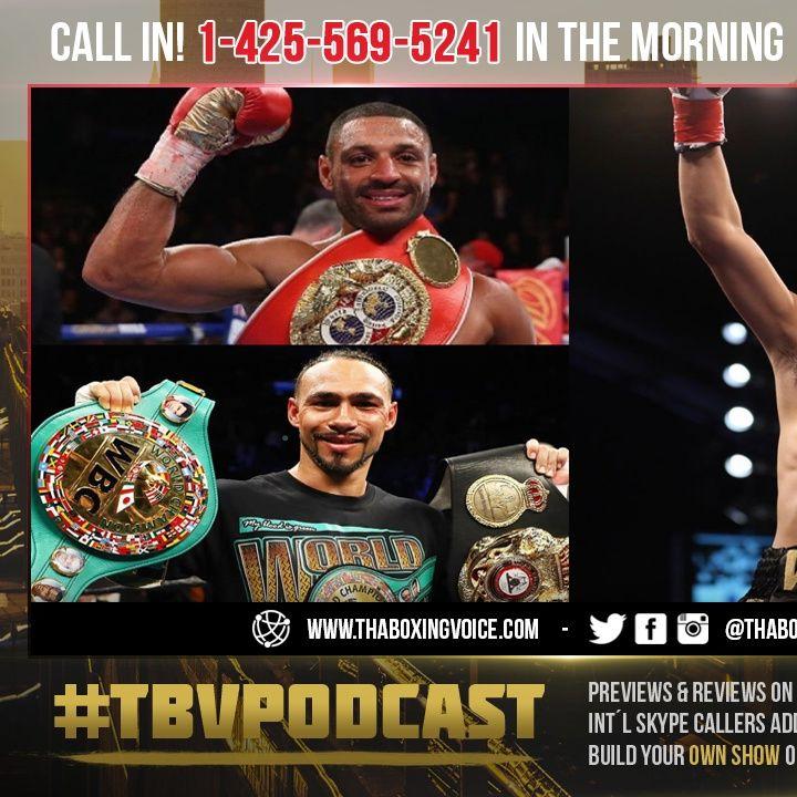 "☎️Vergil Ortiz vs Keith Thurman🔥Or Kell Brook🤑Can DAZN and Oscar De La Hoya Secure ""A Big Fight""❓"
