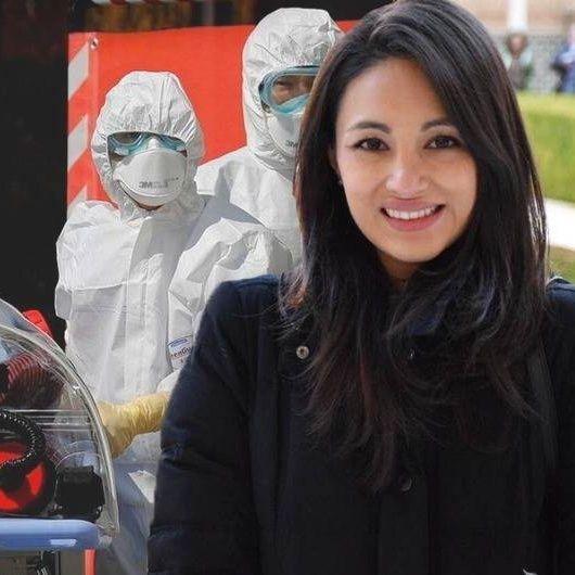 La colombiana que lucha contra el coronavirus en España