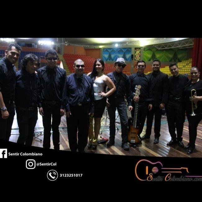 Entrevista Orquesta Sentir Colombiano