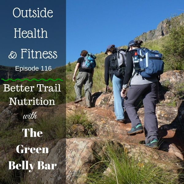 Better Trail Nutrition with Greenbelly