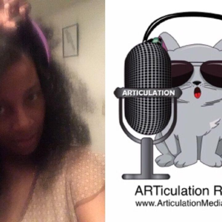 ARTiculation Radio — HAIREMS HAVING HAIR AFFAIRS