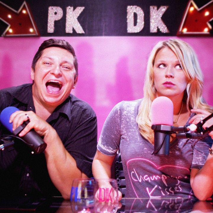 It's PKs birthday show (and Kiki ate the cake)