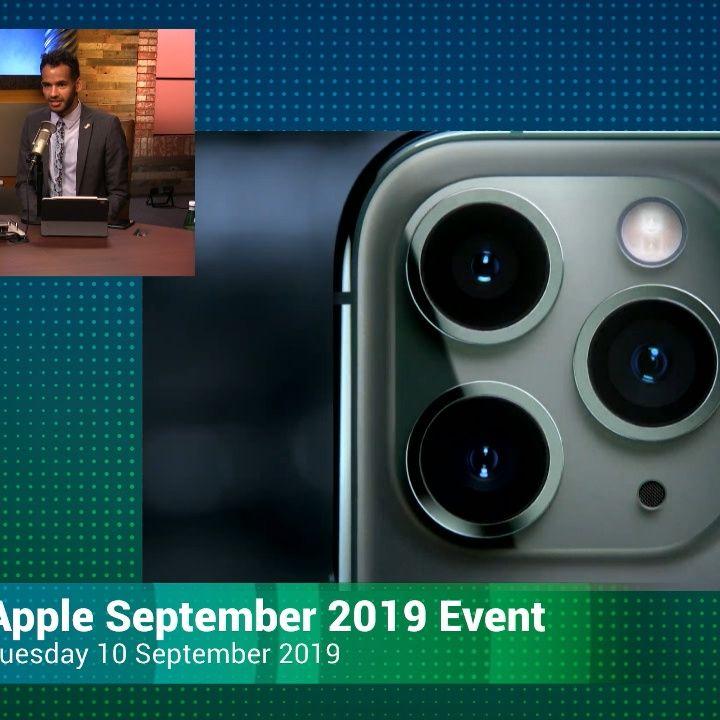 Special 345: Apple September 2019 Event