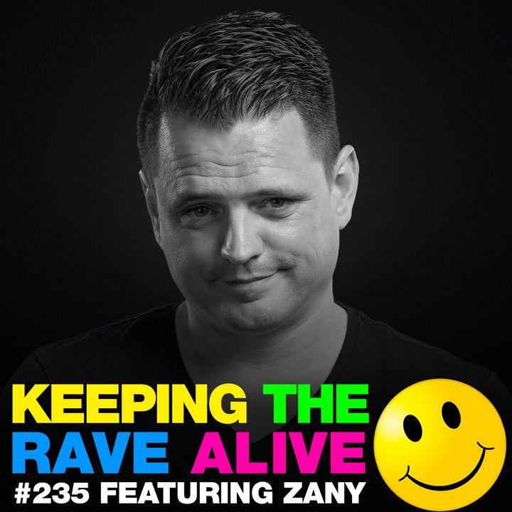 Episode 235: feat Zany!