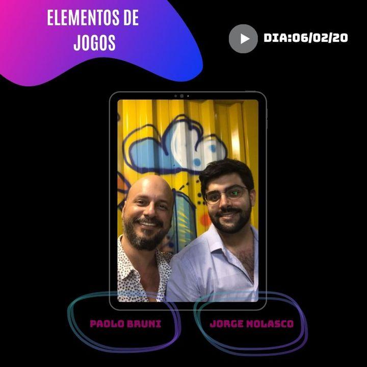 #24 -  Elementos de jogos com Paolo Bruni da Porreta Games