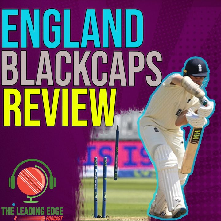 Blackcaps Hammer Woeful England To Win The Test Series   England Batting Is A Shambles