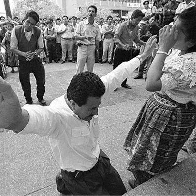 L'America Latina appartiene a (qualche) Dio