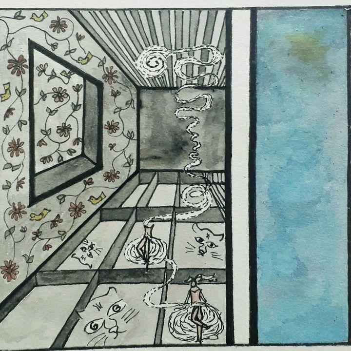 #34. The stray dog cabaret | Anna Akhmatova