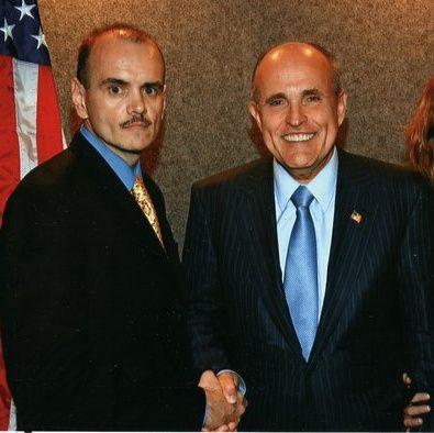 Bill Lewis interviews Rudy Giuliani