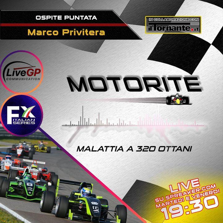 EP26| Formula X Series con M. Privitera