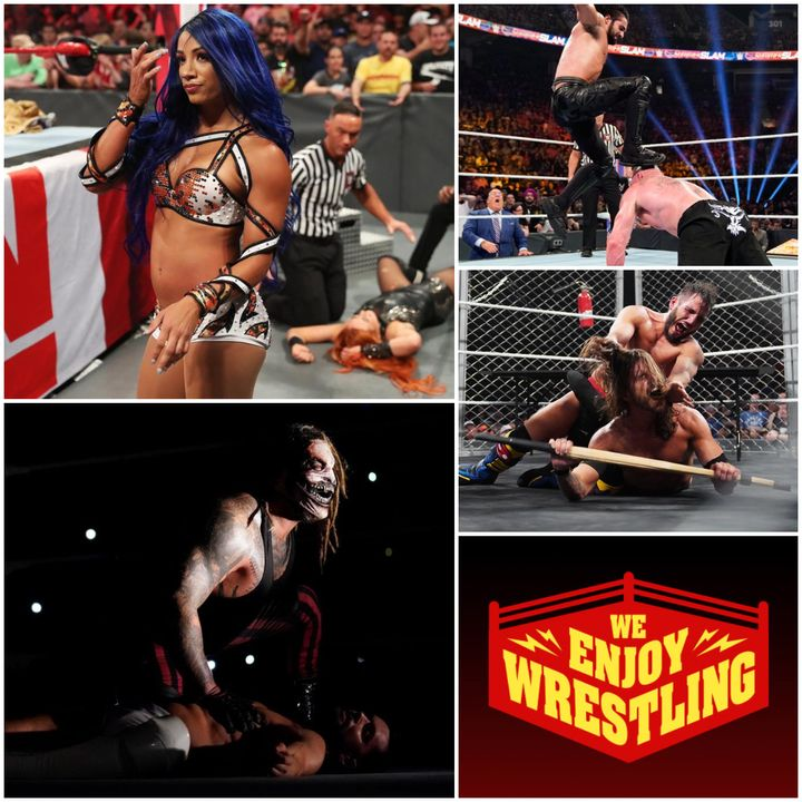 Ep 72 - Mighty Mighty Boss Times (SummerSlam & TakeOver: Toronto Recap)