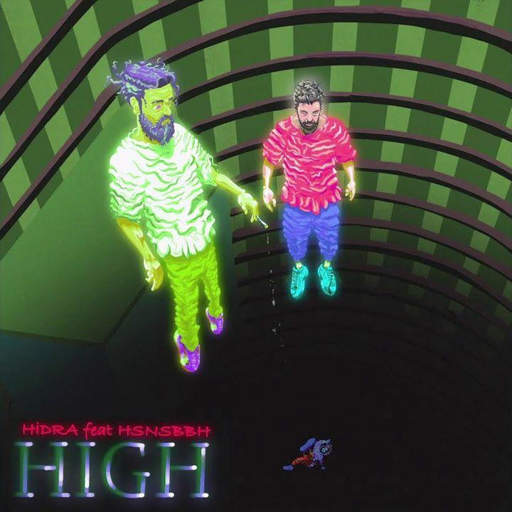 HIGH - HİDRA FEAT HSNSBBH (Prod by Arda)