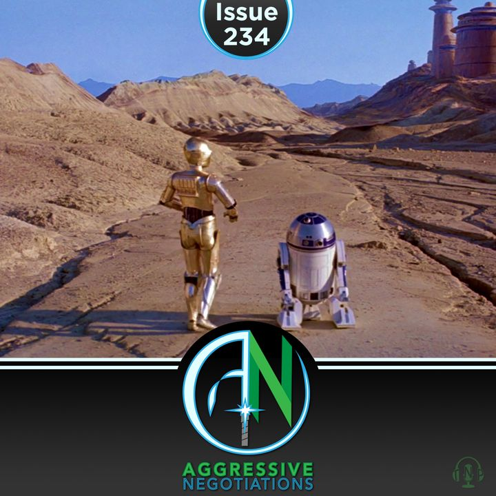 Issue 234: Droids!