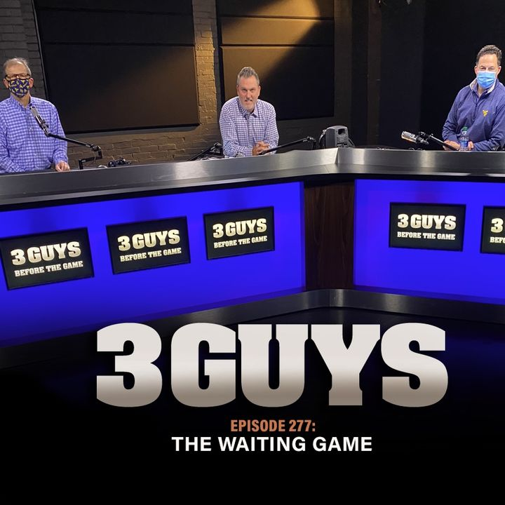 The Waiting Game with Tony Caridi, Brad Howe and Hoppy Kercheval