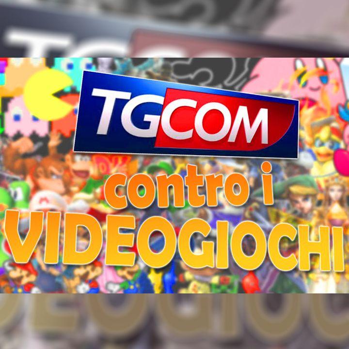 TG COM contro i VIDEOGIOCHI