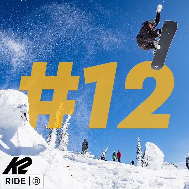 #12.6 SETUP - K2 & RIDE (con Andrea Costa)