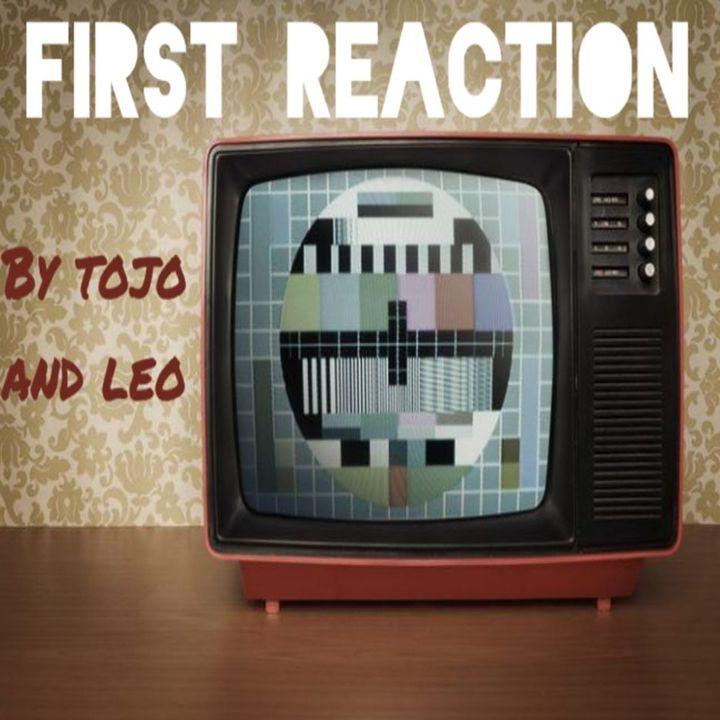 First reaction Episodio 1