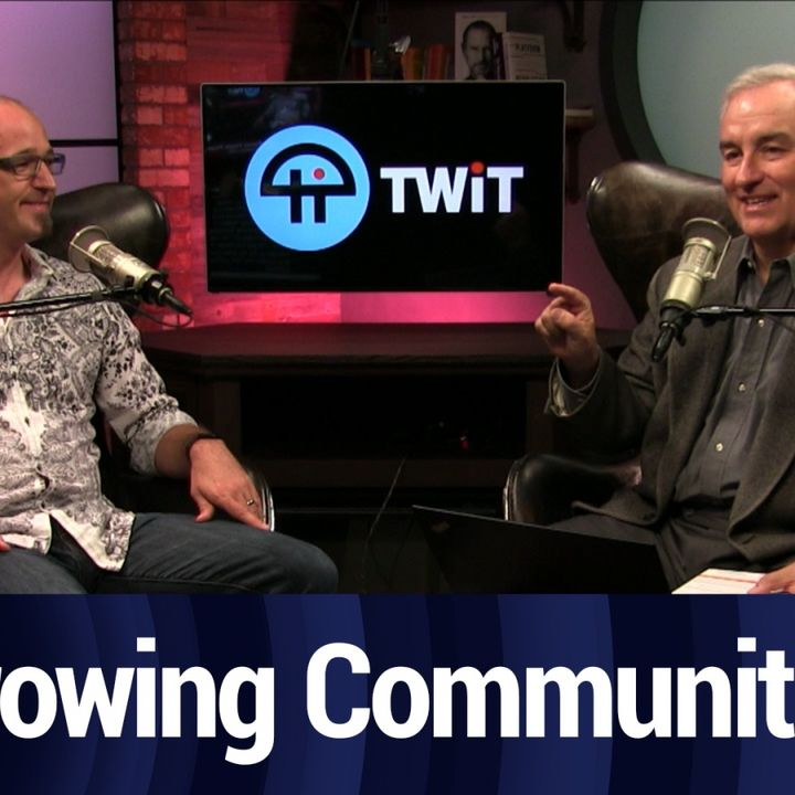 Jono Bacon: Growing Communities | TWiT Bits