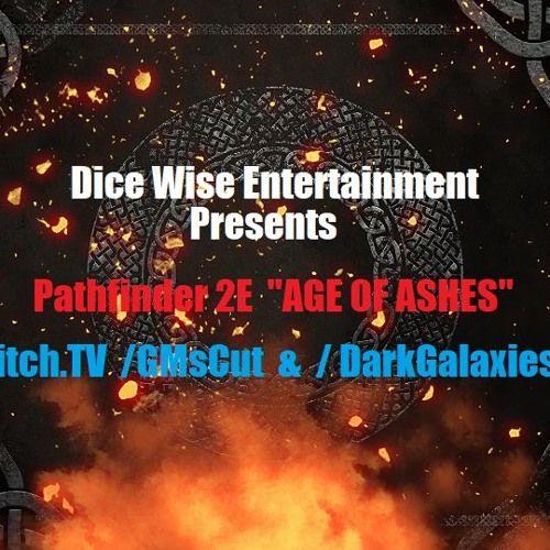 """TRAILER P2E """"Age Of Ashes"""" LIVE STREAM/Podcast"""