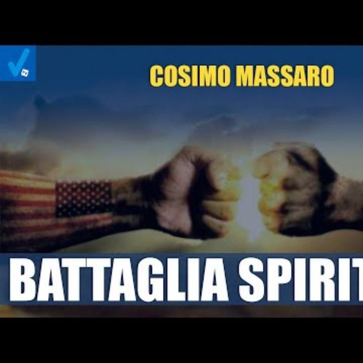 """Cosimo Massaro: """"Il piano infernale dei globalisti crollerà"""""""