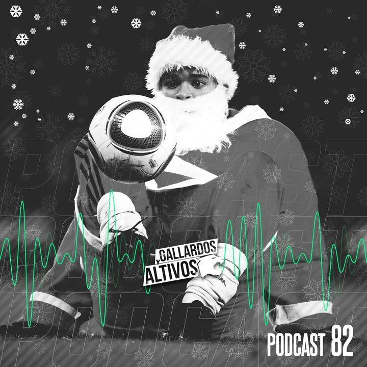 Podcast #82: Llegó la navidad / NFL Week 15 / Monterrey Femenil / Chávez Jr. y sus cosas