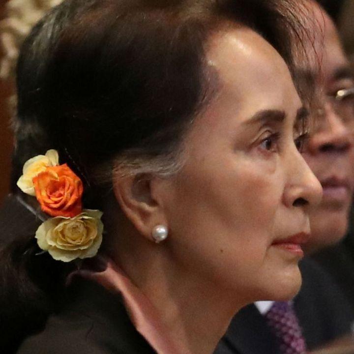 Myanmar accused of genocide against Rohingya Muslims
