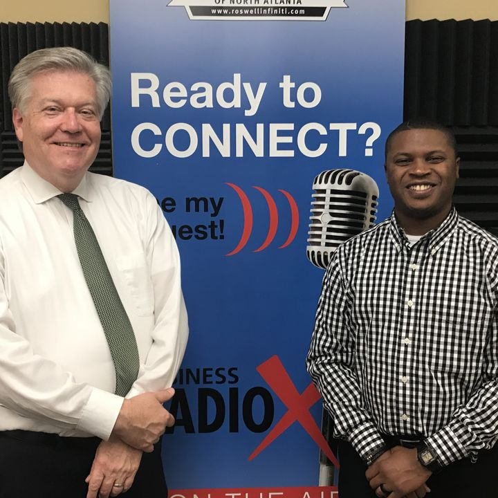 Alpharetta Tech Talk:  Matthew Thomas, City of Alpharetta