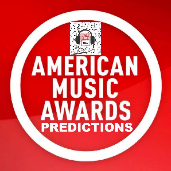 Episode 58 - AMAs 2020 Predictions
