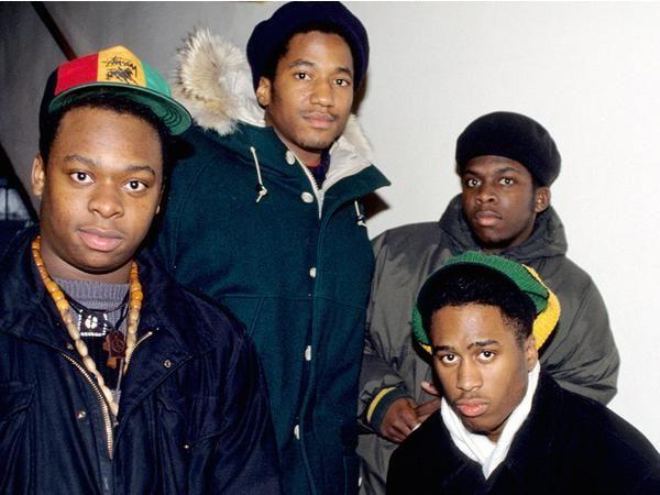 DJ KBA Black A Tribe Called Quest Jam Session